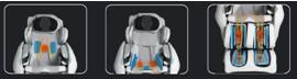 массажное кресло PROFIMED 3G от компании Эллотен Количество комбинаций зависит только от ваших желаний