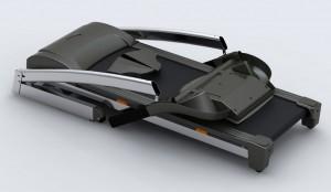 Беговая дорожка Vigor-8450 хранение