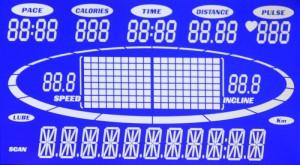 Беговая дорожка vigor-8501 с ЖК-дисплеем