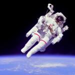 Положение невесомости или поза космонавта