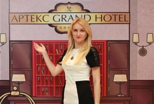уикенд трейд-ин в Артекс Гранд Отель зона ресепшн