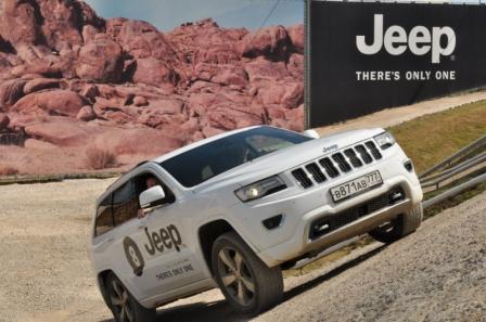 тест-драйв jeep и кресел profimed июль 2014