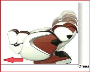 массажное кресло - слайдер profimed russia эллотен