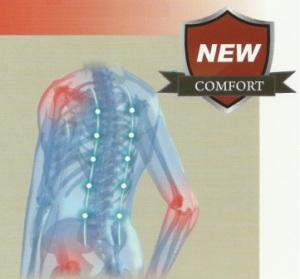 массажное кресло PROFIMED Russia сканирование тела