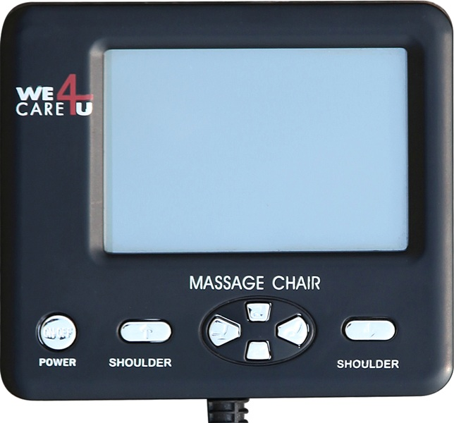 сенсорный пульт управления массажного кресла iCare-800