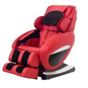 массажное кресло profimed 3g red